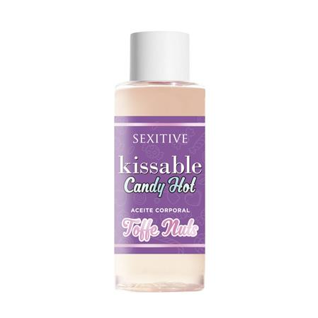 Aceite Comestible Kissable Toffee Nuts